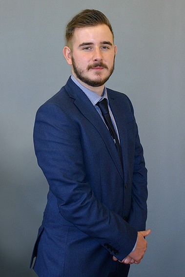 Robbie Kenney, Trainee Solicitor, Corporate & Commercial, Enoch Evans LLP